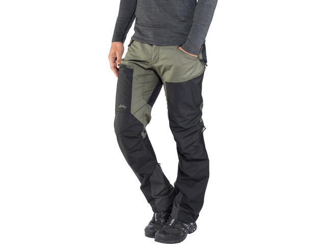 Lundhags Antjah II Pantaloni Uomo, forest green/black